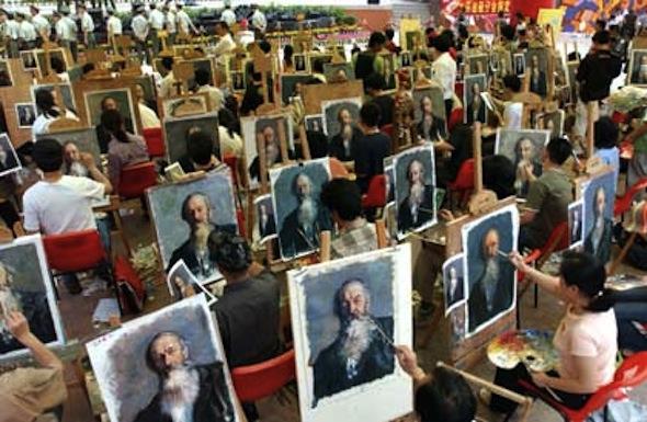 La falsificación de obras de arte tiene los días contados. Llega la firma con código genético.