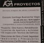 Gonzalo Buenache Vega. Arquitecto y Aparejador